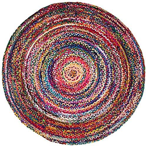 Braided Rugs Round Amazon Com