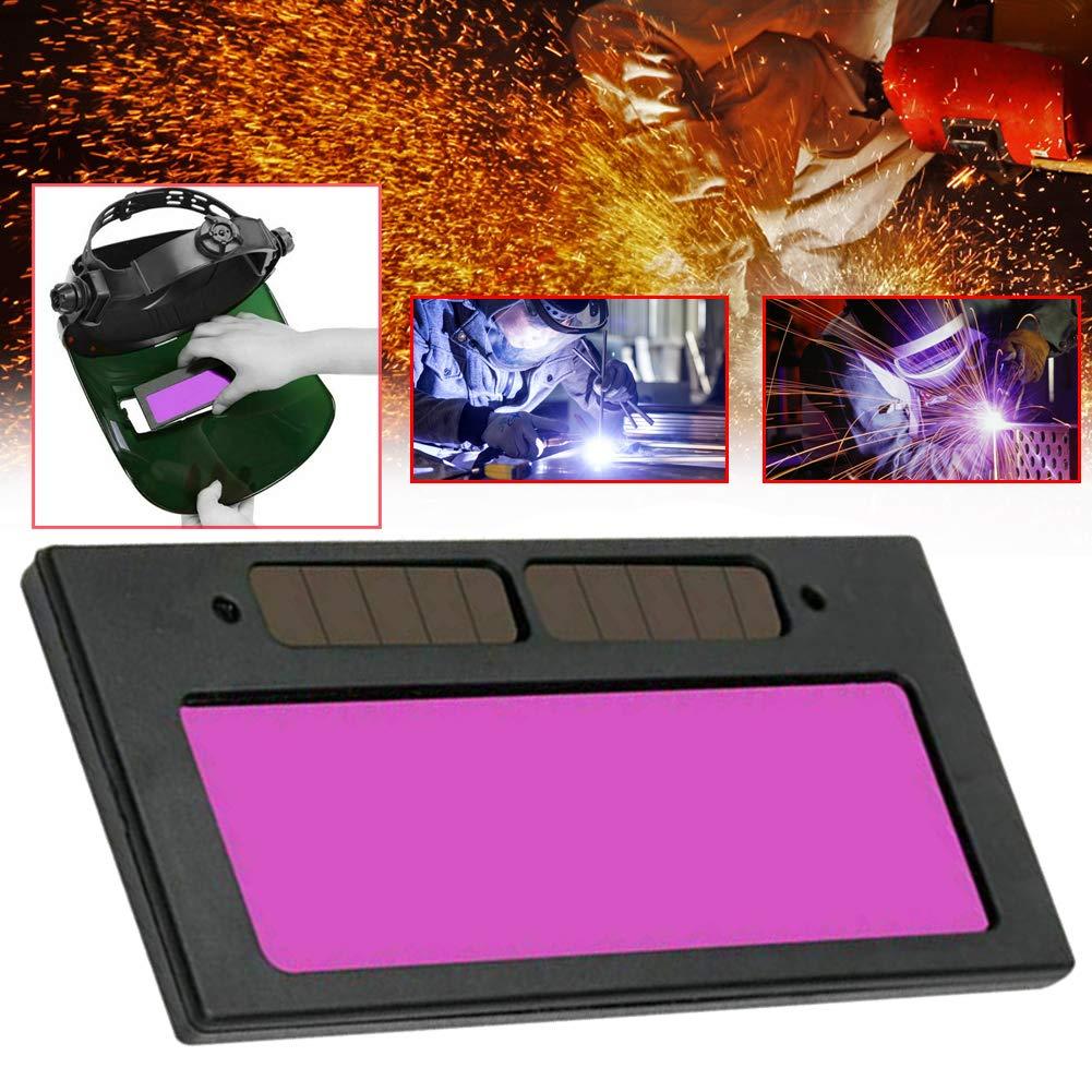 Airymap Masque de Soudage Lentille Masque de Soudage Lentille pour Masque de Soudure Solaire Verre UV IR Protection,Filtre LCD Haute clart/é