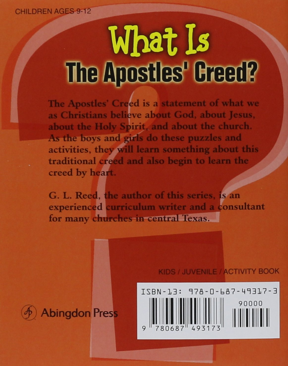 What is the Apostolic Creed