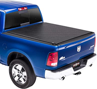 Amazon Com Truxedo Lo Pro Soft Roll Up Truck Bed Tonneau Cover 546901 Fits 09 18 19 20 Classic Ram 1500 2500 3500 6 4 Bed Automotive
