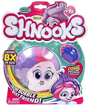Shnooks suave peluche con accesorios (SHMILEY)