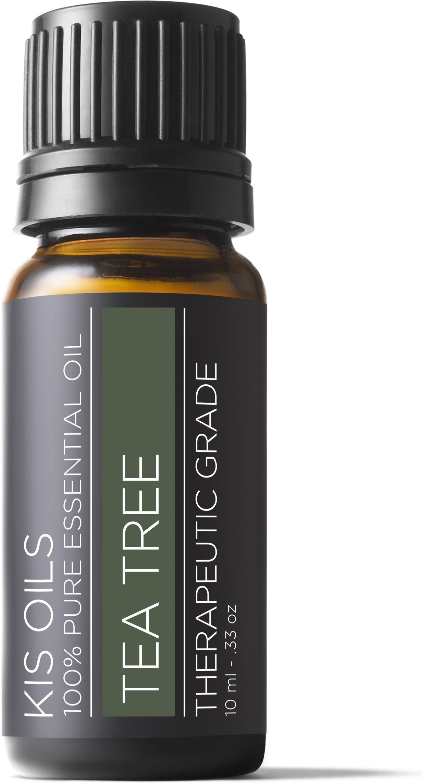 Aromatherapy Top 6 100% Pure Therapeutic Grade Basic Sampler Essential Oil Gift Basic sampler essential oil gift set 6/10ml (lavender, sweet orange, peppermint, lemongrass, tea tree, eucalyptus) by Kis Oil'S (Image #4)