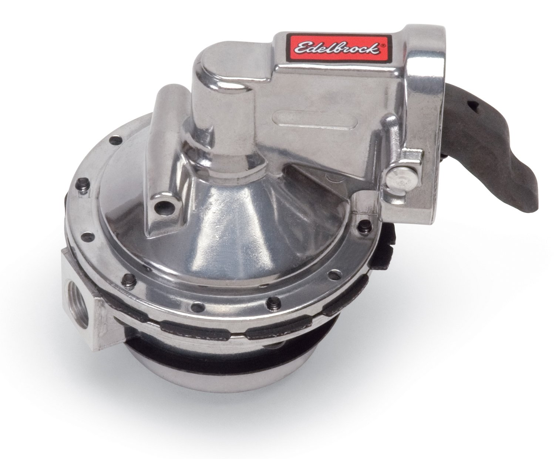 Mechanical Fuel Pumps Accessories Automotive 1976 Chevy System Edelbrock 1711 Victor Series Racing Pump