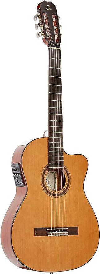 Admira - Guitarra Malaga-EC estrecha: Amazon.es: Instrumentos ...