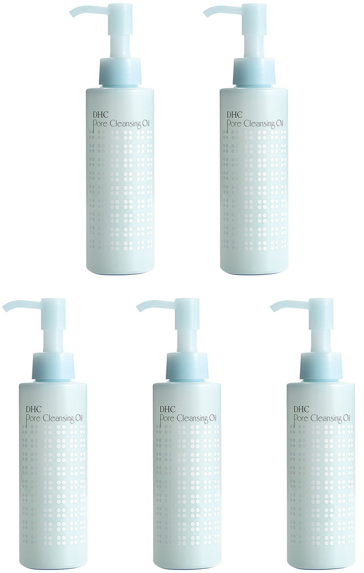 DHC Pore Cleansing Oil (Set of 5)