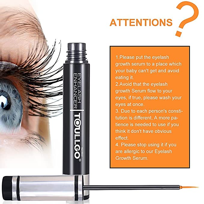 3c3fdb1718a Buy Eyelash Growth Serum Online at Low Prices in India - Amazon.in