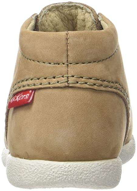 fb8c775bc8c22d Kickers Boys' BABYSTAD First Walking Shoes: Amazon.co.uk: Shoes & Bags