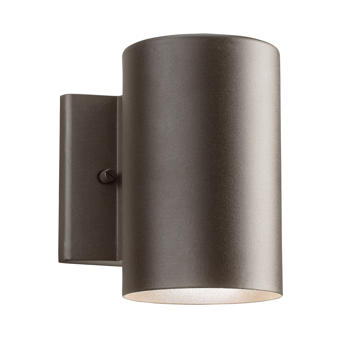 Kichler 11250AZT30 1 Light Outdoor Wall LED  Small     Amazon com. Kichler Lighting Outdoor Sconce. Home Design Ideas