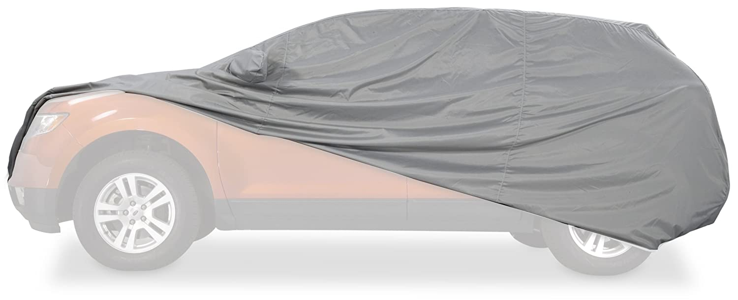 Black Covercraft Custom Fit Ultratect Series Car Cover