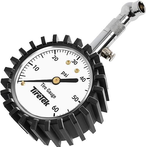 TireTek Premium Car Tire Pressure Gauge
