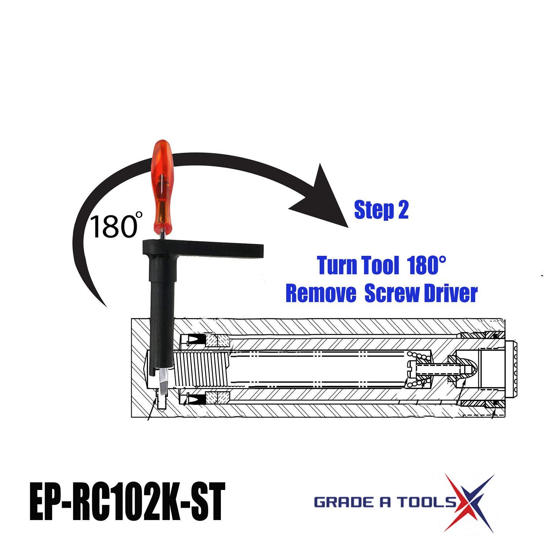Hydraulic Ram Return Spring Tool for Enerpac Rams EP-RC102K-ST