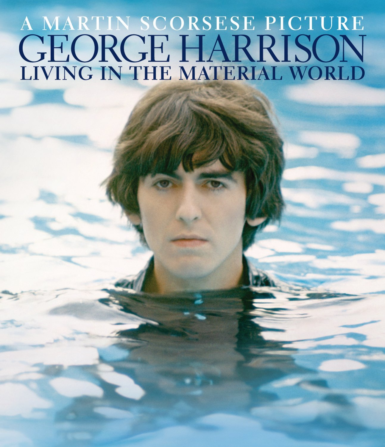 Blu-ray : George Harrison - Living in the Material World