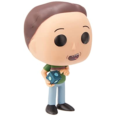 Funko Pop! Animation: Rick and Morty Jerry Collectible Figure: Funko Pop! Animation:: Toys & Games