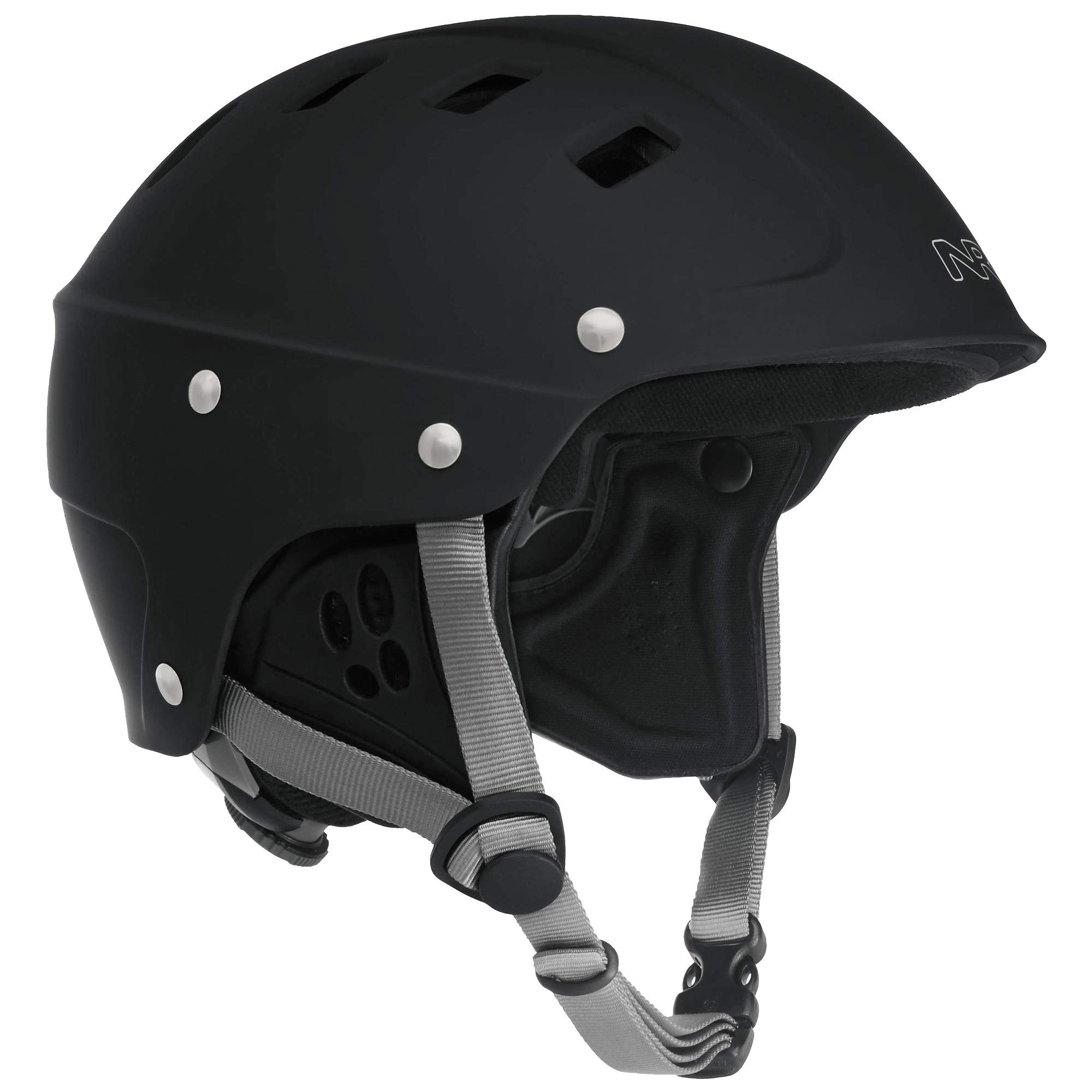NRS Chaos Side Cut Helmet Black XS by NRS