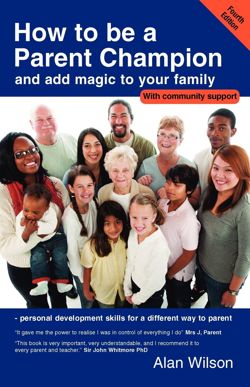 How to Be a Parent Champion and Add Magic to Your Family pdf