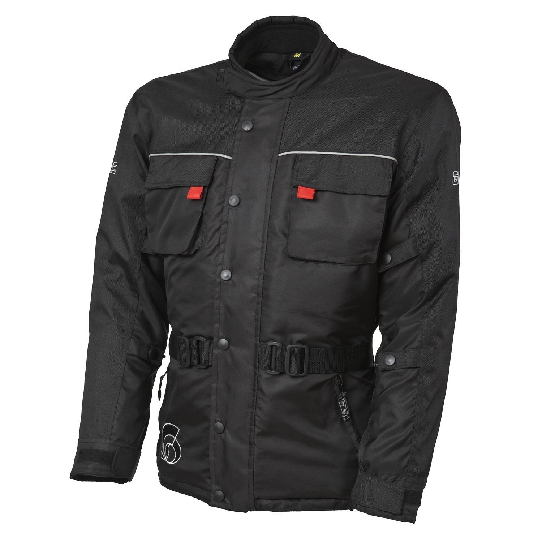GERMAS Frisco Chaqueta, color negro GERMAS GmbH & Co.KG 501.01-60-4XL