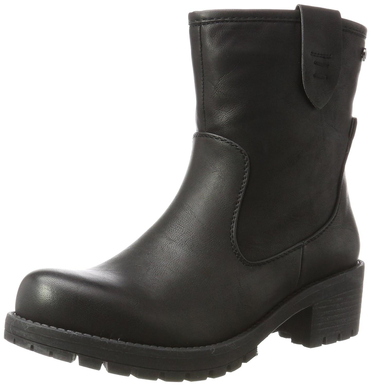 XTI Damen 047425 Biker Boots