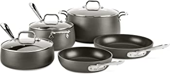 All-Clad Hard Anodized Nonstick Cookware
