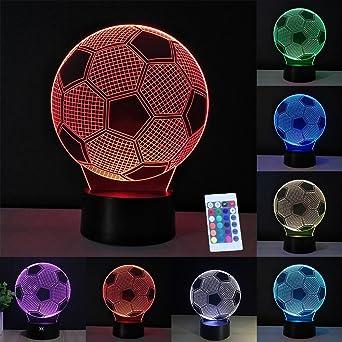 3d Lampe Optische Led Tauschung Nachtlicht 7 Farbwech Mit Acryl Flat Abs Base Usb Ladegerat Andern Beruhren Sie Botton Schreibtisch Lampe
