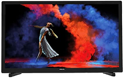 Philips 55 cm (22 inches) 5400 Series Full HD LED TV 22PFT5403S/94 (Black)