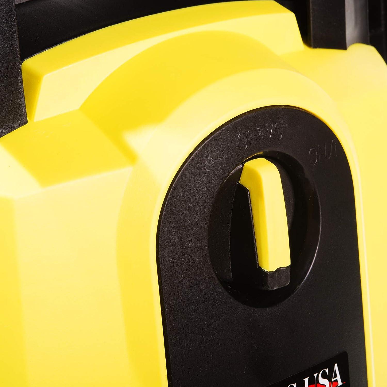 210 Bar Haushalt Wilks-USA RX545 Hochdruckreiniger f/ür Auto Garten Leistungsstark