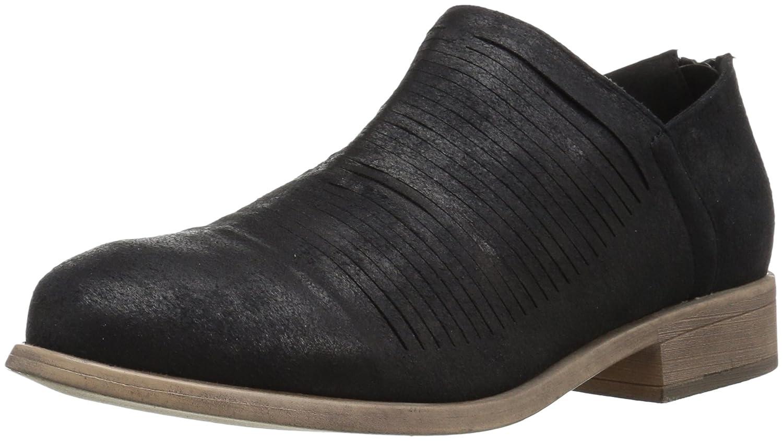 Brinley Co Frauen Nixon Fashion Geschlossener Zeh Fashion Nixon Stiefel schwarz 368ba9