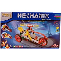Zephyr Mechanix - Robotix - 1 DIY, Educational, Learning, Stem, Building and Construction Toys