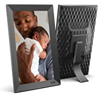 NIX 13.3 Inch Digital Picture Frame - Portrait or Landscape Stand, Full HD Resolution, Auto-Rotate, Remote Control - Mix…