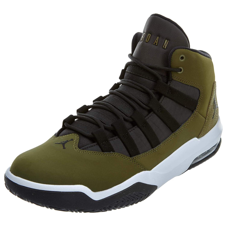 NikeメンズPro Combat Hypercoolウッドランド圧縮タイツアンスラサイト/クールグレー658573 – 066 B07GKNVZBL Olive Canvas/Black-white-black 7.5 M US