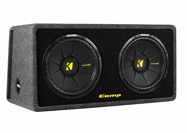 Amazon.com: Kicker Bass package - Dual 12\