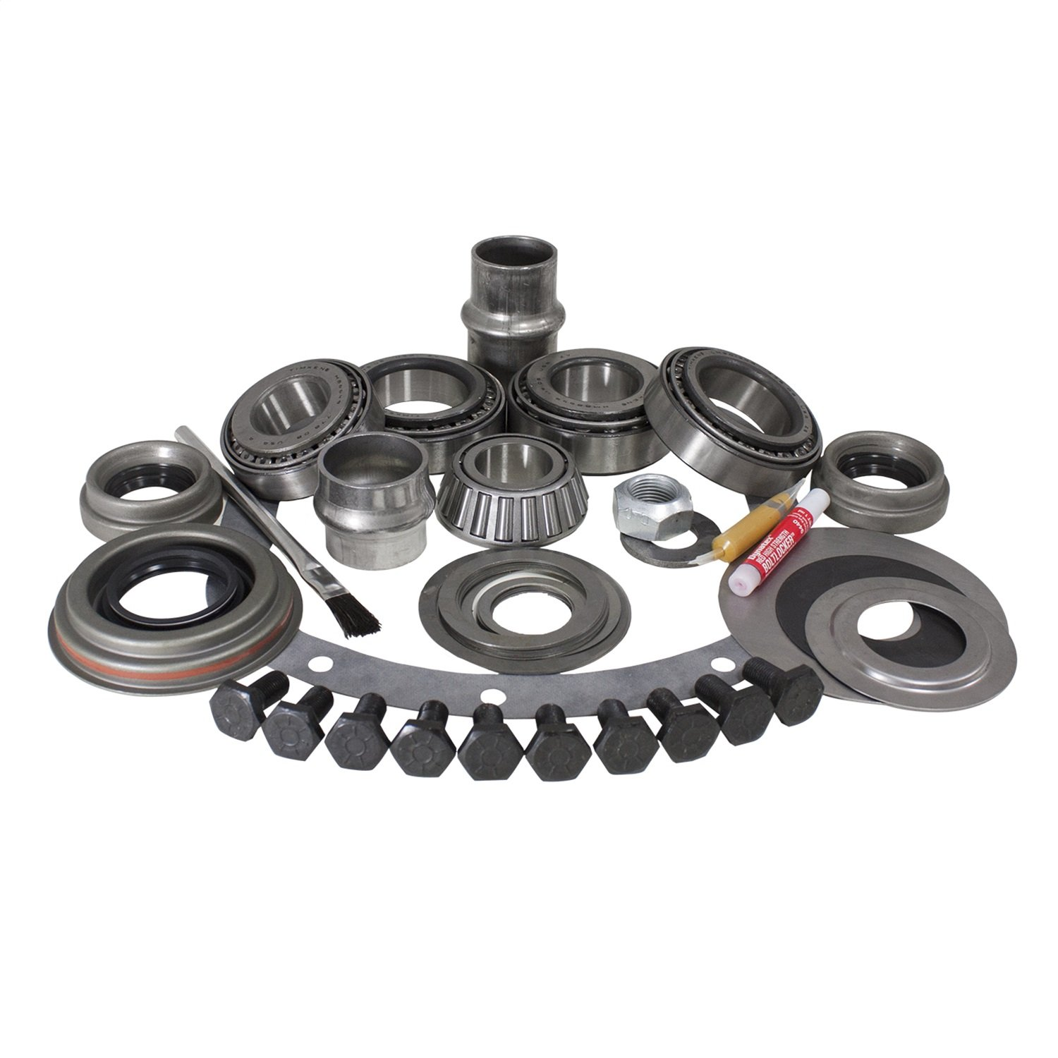 Yukon (YK D36-VET) Master Overhaul Kit for Dana 36 ICA Differential