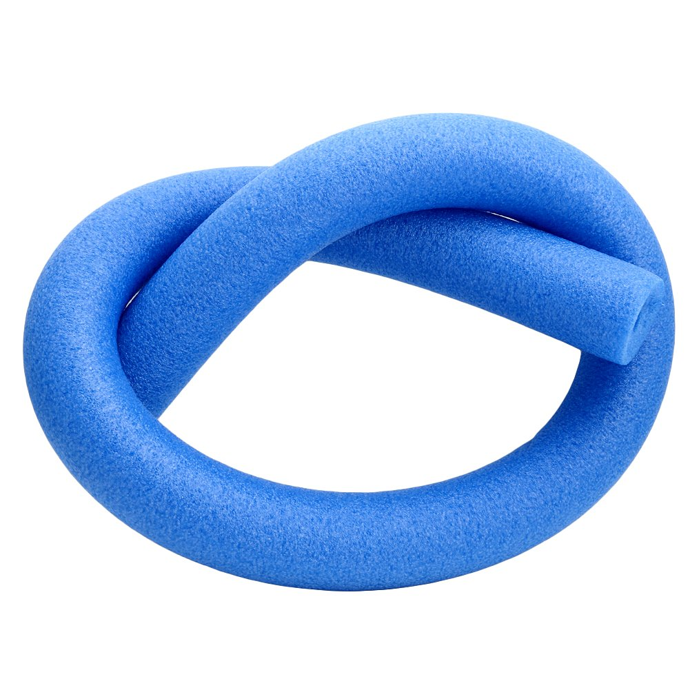 mexUD Exclusive rehabilitation Swimming Pool Noodle水Float Aid Woggle Swim B06WWJR22S  ブルー
