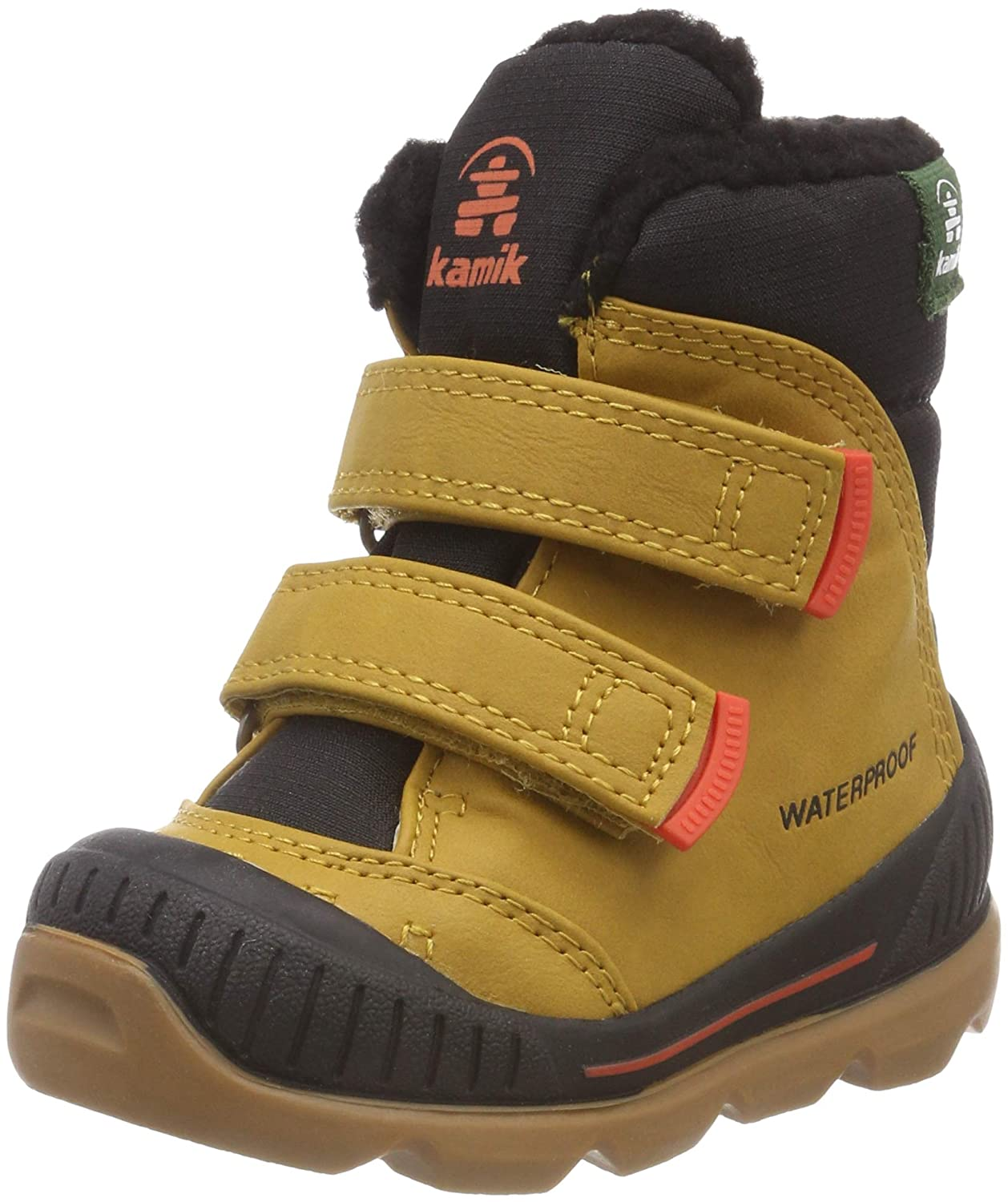 Kamik Kids' Parker2 Snow Boot NK9483-PLM-10