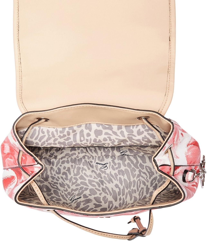 GUESS Factory Ellisha Floral-Print Backpack