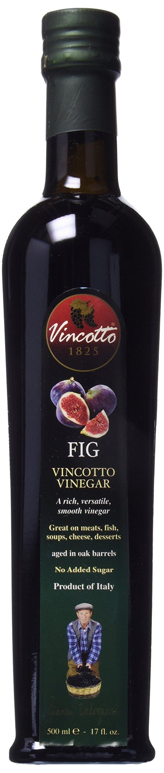 Gianni Calogiuri Fig Vincotto Balsamic Vinegar, 500ml (17oz)