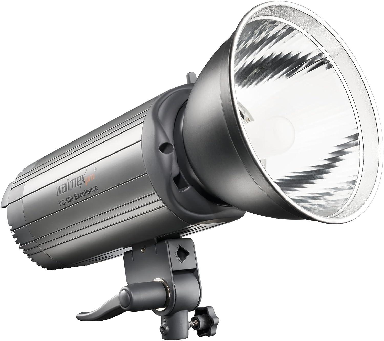 Walimex Pro Vc 500 Excellence Studioblitzleuchte Kamera