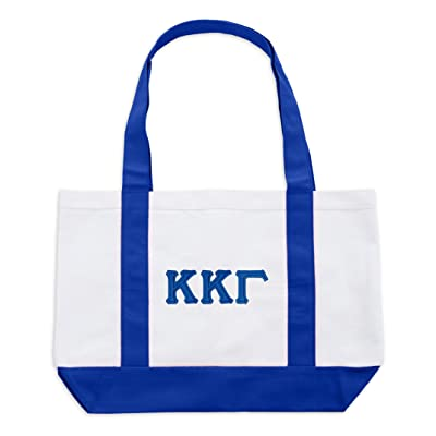 cheap Fashion Greek Womens Kappa Kappa Gamma Classic Tote - b-u-t.co.za b9784d0843