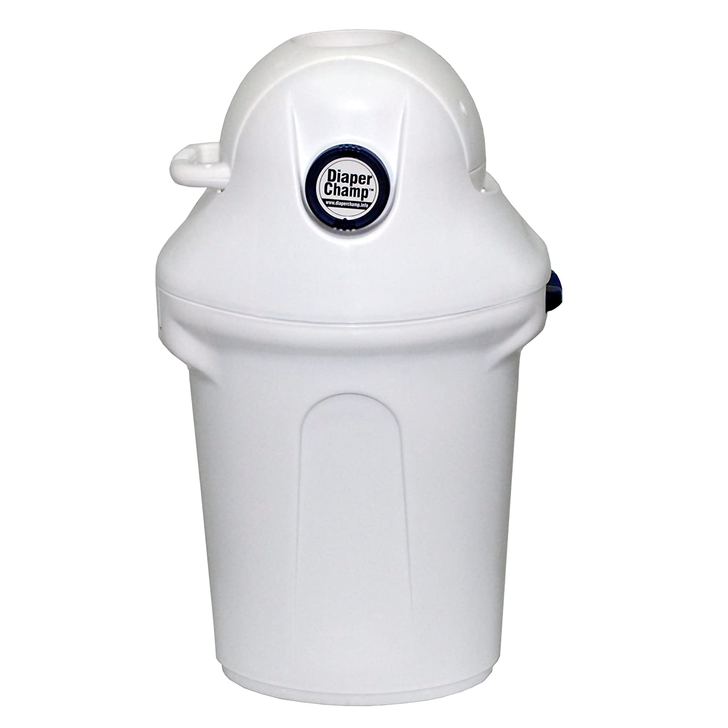 Diaper Champ® Nappy Dispose Bin Odourless Baby Nappy Pail (Odours Free) Regular