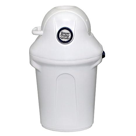 Diaper Champ® Nappy Eliminación Bin sin humo – Contenedor para pañales de bebé (olores) Regular