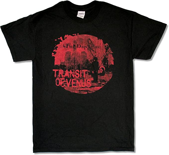 "THREE DAYS GRACE /""TRANSIT OF VENUS TOUR 2013 /"" BLK T-SHIRT NEW OFFICIAL FARGO"