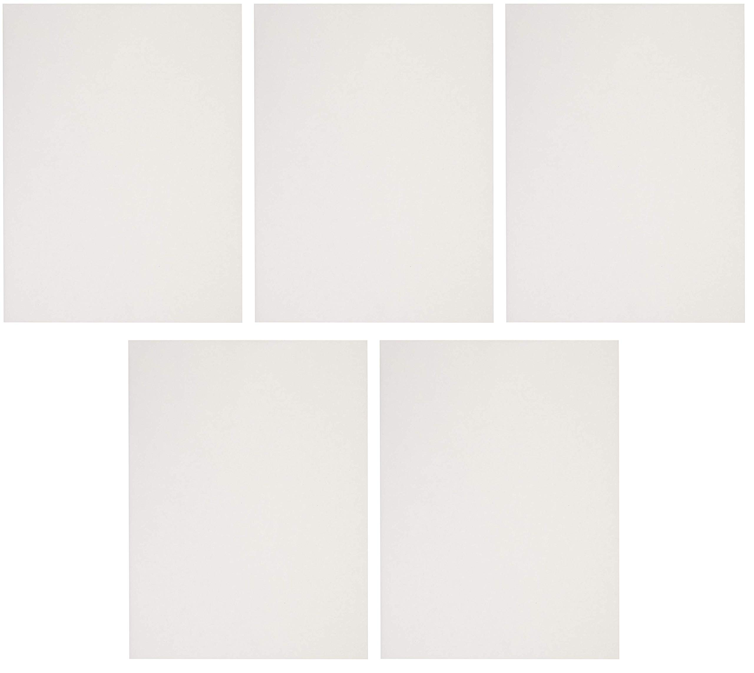 Sax Sulphite Drawing Paper, 70 lb, 9 x 12 Inches, Extra-White, Pack of 500 (Вundlе оf Fіvе)