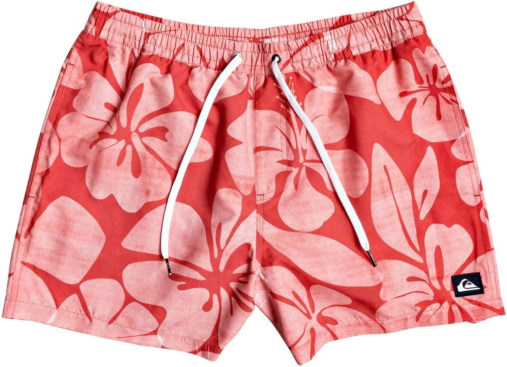 Quiksilver Mens Hau 15-Swim Shorts