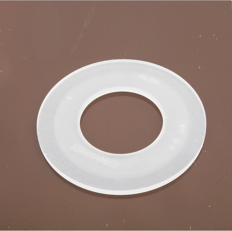 Geberit E003967 flush valve seal diaphragm syphon washer 240.467.00.1, Ideal Standard
