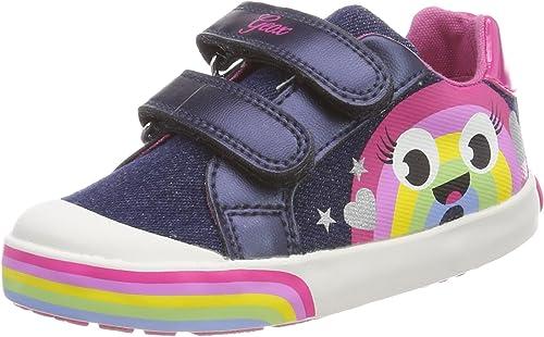 Sneakers Basses b/éb/é Fille Geox B Kilwi A