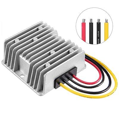 Kohree DC/DC Converter Regulator Reducer 36V Step Down to 12V 10A 120W Golf Cart Voltage Converter Regulator Car Power Supply Electronic Power Supply Transformer Volt Module: Home Audio & Theater