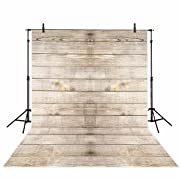Funnytree 3x5ft Vinyl Photography Background Backdrops wooden board child baby shower photo studio prop photobooth photoshoot