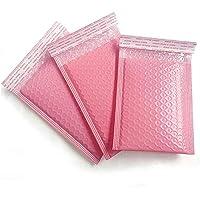 50 Stks Poly Bubble Mailers Gewatteerde Envelop Bubble Out Bags Gevoerde Zakjes Voor Verzending Verpakking Verpakking…