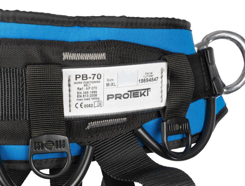 Klettergurt Xl : Treeup arbeitsgurt sicherungsgurt pb 70 gr.m xl schutzausrüstung
