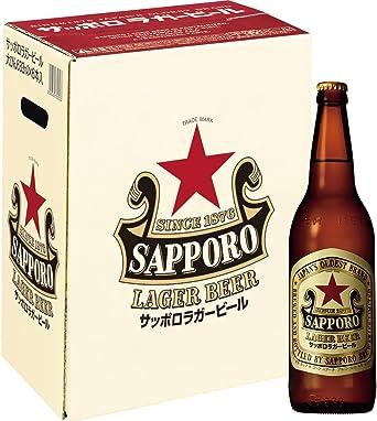 サッポロ ビール 赤星