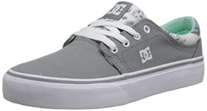 Shoes Womens Se Uk Eu 36 Grey Tx Trase Dc Camo 5 Us 3 Feather Low Women KJFcT1l